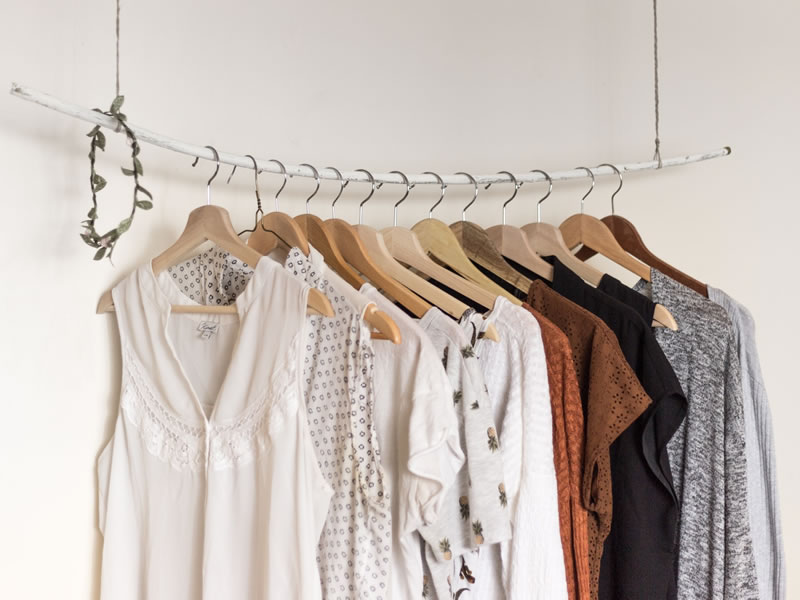 How to create a colour palette for your wardrobe